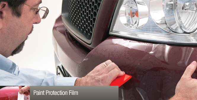 3M Scotchgard Paint Protection Film