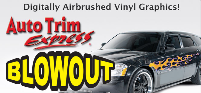 Auto Trim Express Blowout Sale